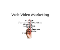 Web video marketing service for your business or service