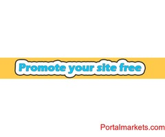 Pormote your site free