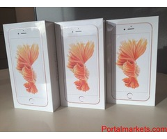 INTACT FACTORY BOX APPLE iPHONE 6S/6S PLUS