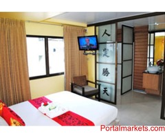 Pattaya Central 3 Star 22 room Hotel Sale