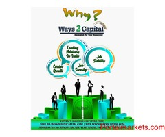 Equity Researcher and Commodity Researcher Jobs in Ways2Capital Indore