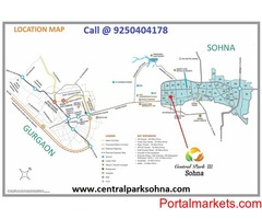 Central Park 3 the Room Suites Sector 33 South of Gurgaon