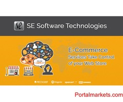 E-Commerce Store offer at Rs.19999/- with hosting and Domain name
