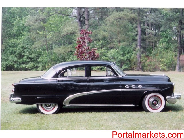 BUICK VINTAGE AND CLASSIC CARS,BUY-SELL,KERSI SHROFF AUTO CONSULTANT AND DEALER - 1/4