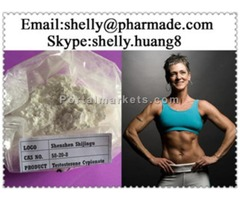 Testosterone Cypionate Powder Manufactures shelly@pharmade.com