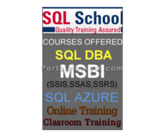 Complete Practical Trainers for SQL BI at SQL School