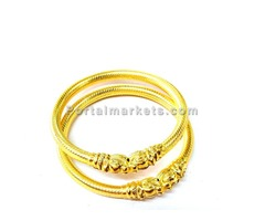 Gifts for Her - Elephant Designed Bangles