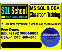 PRACTICAL SQL SERVER 2012 DBA CLASSROOM TRAINING AND PROJECT