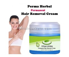 Permanent Hair Removal Cream