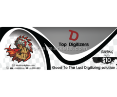 Top digitizers, where you can really trust for cheapest and finest digitizing services.