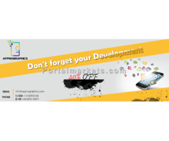 Appnographics gives you the best app development experience which you just cant ignore.