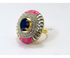 Buy Designer Rings For Girls From Buy Fashion Products India