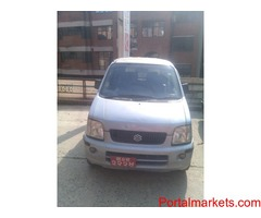 2002 model wagon R on sale