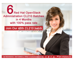 Red Hat OpenStack administration (CL210) | Redhat training in Kottayam