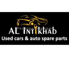 Al Intikhab Used Cars And Auto Spare Parts