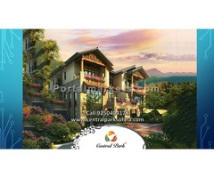 Central Park Flower Valley Luxurious Villas South of Gurgaon