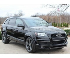 2014 Audi Q7 3.0 AWD SUV CAR