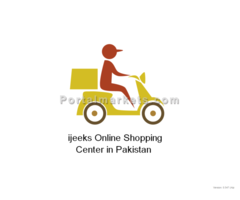 ijeeks online Shopping center in pakistan
