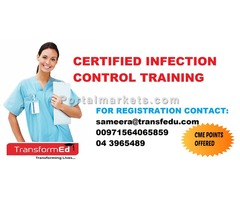 Certified Infection Control Training