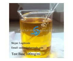 Testosterone base 100mg Injections