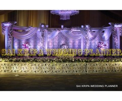 Wedding Planners and Mandap Stage decoration in Hyderabad