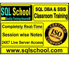 Best Practical Online Training on BI (SSIS) @ SQL School Training Institute