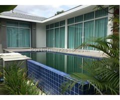 For Sale, New Modern Style Exclusive Pool villas, Thailand.