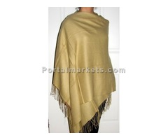 3 ply winter wool cashmere shawls wraps at YoursElegantly