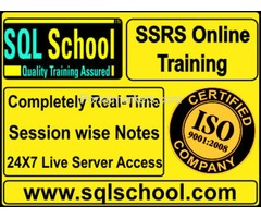 LIVE REAL TIME SSRS ONLINE TRAINING @ SQL SCHOOL