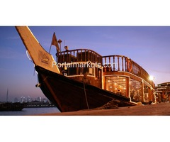 Luxury Dhow Cruise with 4* Buffet