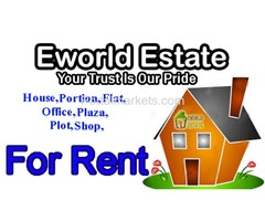 10 Marla Ground Portion for Rent in Bahria Town
