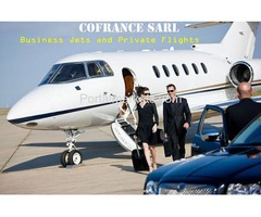 Private Jets for Business Travelers