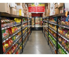 Supermarket Racks Manufacturers in Bangalore  Call: +919886393277, www.rackman.in