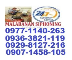 CHAVEZ SIPHONING SLUDGE SEPTIC TANK SERVICES 09298127216
