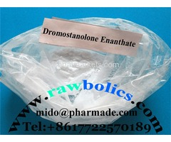 Pharmaceutical Manufacturer Methenolone Enanthate mido@pharmade.com