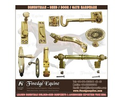 Equestrian Shed Hardware & Accessories