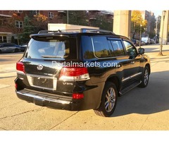 SELLING MY NEATLY USED LEXUS LX 570 2014..