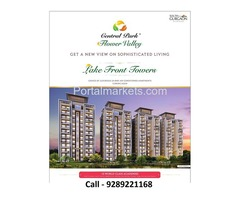 Apartments in Gurgaon | Central Park Lake Front Towers