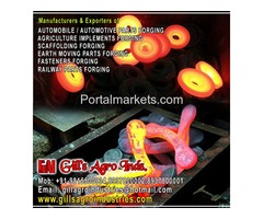 Agriculture Parts Forgings