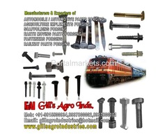 Earth Mover Parts Forgings
