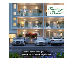 2 BHK @ 57.19 Lacs in Gurgaon - Central Park Flamingo Floors | 9289221168