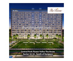 Studio Apartments in Gurgaon - Central Park Flower Valley The Room | 9289221168