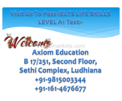 ielts life skills test book in amritsar,nawashahr