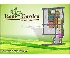 7 Marla Plot For Sale In Icon Garden Islamabad