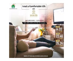 1 BHK Apartment in Gurgaon - ROF Ramada Ananda | 9289221167