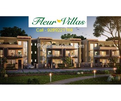 Villas in South Gurgaon | Central Park Flower Valley Fleur Villas