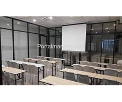 Seminar event space for rent in Johor Bahru