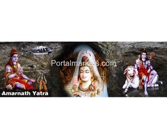 Amarnath Yatra 2017 by Helicopter