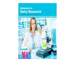 Advances in Dairy Research