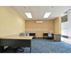 Flexible Lease & Fully Furnished Office Space at Petaling Jaya Area